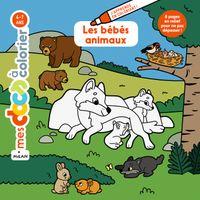 Cover of «Les bébés animaux»