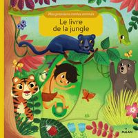 Couverture « Le livre de la jungle »