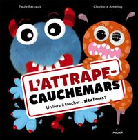 Cover of « L'attrape-cauchemars »