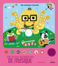 Couverture «Mes petits instruments de musique»