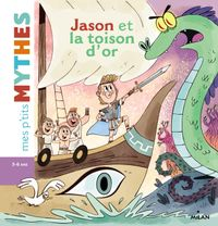 Couverture « Jason et la Toison d'or »