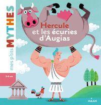 Couverture «Hercule et les écuries d'Augias»