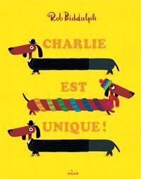 Couverture «Charlie est unique !»