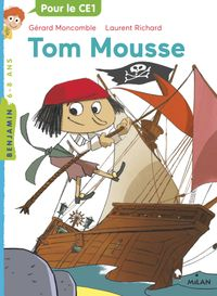 Couverture « Tom Mousse »