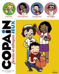 Couverture « Copain – Farces et attrapes »