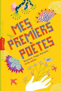 Couverture «Mes premiers poètes»