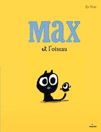 Couverture «Max et l'oiseau»