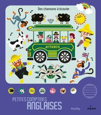 Cover of « Petites comptines anglaises »