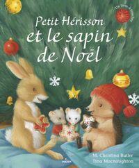 Couverture «Petit Hérisson et le sapin de Noël»