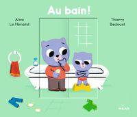 Cover of «Au bain»