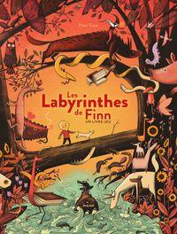 Couverture «Les labyrinthes de Finn»