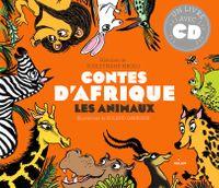 Couverture «Contes d'Afrique – les Animaux»