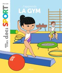 Cover of « J'apprends la gym »