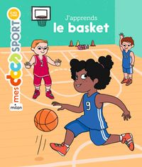 Couverture « J'apprends le basket »