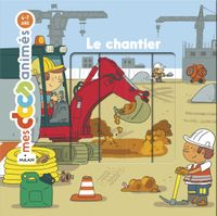 Cover of « Le chantier »