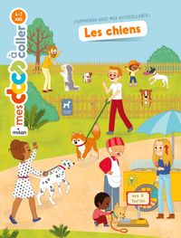 Cover of «Les chiens»