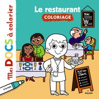 Couverture « Le restaurant »