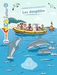 Couverture «Les dauphins»