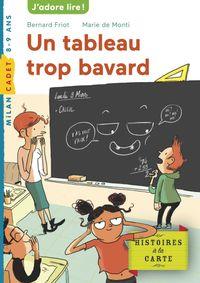 Cover of «Un tableau trop bavard»
