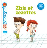 Cover of « Zizis et Zézettes »