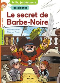 Couverture « Le secret de Barbe-Noire »