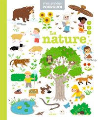 Cover of « La nature »