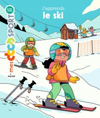 Couverture « J'apprends le ski »