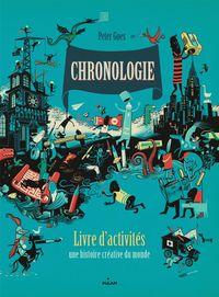 Couverture «Chronologie – Le livre d'activités»