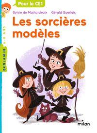 Couverture «Les sorcières modèles»