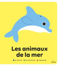 Cover of « Les animaux de la mer »