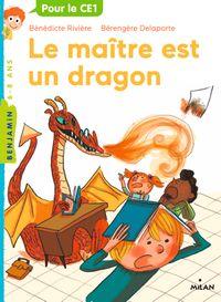 Couverture «Le maître est un dragon»