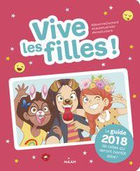 Cover of «Vive les filles ! 2018»