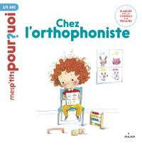 Cover of « Chez l'orthophoniste »