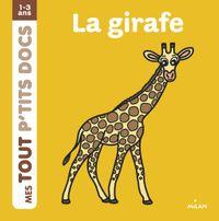 Couverture «La girafe»