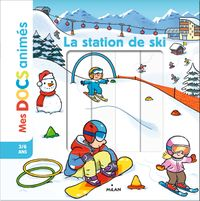 Couverture «La Station de ski»