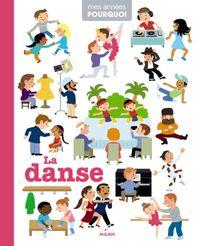 Couverture «La danse»