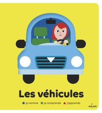 Cover of «Les véhicules»