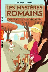 Couverture «Du sang sur la via Appia»