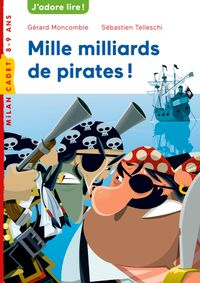 Couverture « Mille milliards de pirates »
