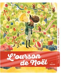 Couverture « L'Ourson de Noël »