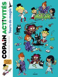 Cover of «Copain – Tours de magie»