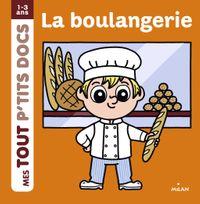 Couverture «La boulangerie»
