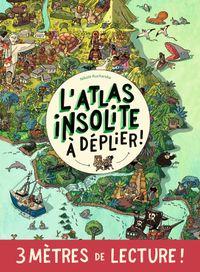 Couverture «L'atlas insolite»