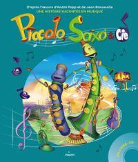 Couverture «Piccolo, Saxo et compagnie»