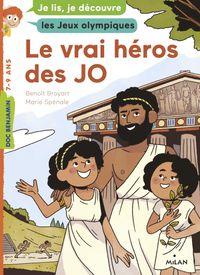 Couverture «Le vrai héros des JO»