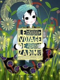 Cover of « Le voyage de Zadim – 1 CD »