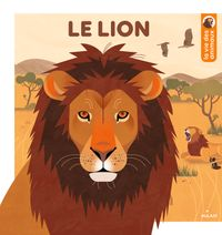 Couverture « Le lion »