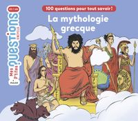 Cover of « La mythologie grecque »