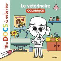 Cover of «Le vétérinaire»