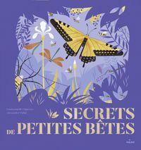 Couverture «Secrets de petites bêtes»
